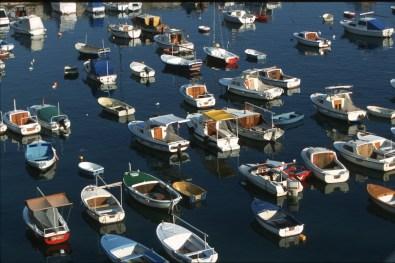 Croacia, Dubrovnik, puerto deportivo