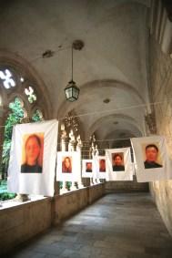 Croacia, Dubrovnik, expo, de arte