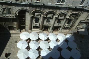 Croacia, Split, Palacio de Diocleciano