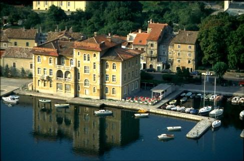 Croacia, Kraljevica, puerto
