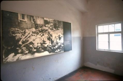 Alemania, Turingia, Buchenwald, Campo de concentración