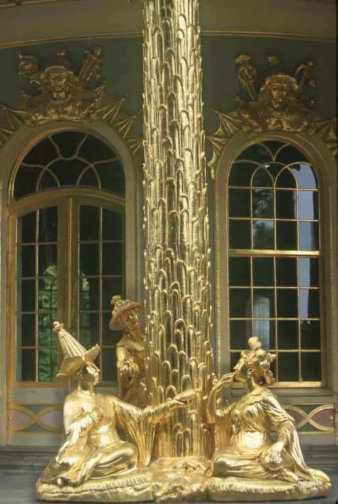 Postdan, Castillo Sanssoucii
