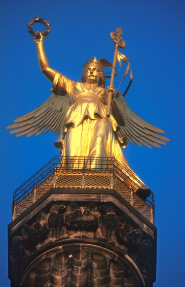 Alemania, Berlín, Columna de la Victoria