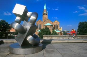 Alemania, Berlín, Galería Nacional, Obra de Matschinsky