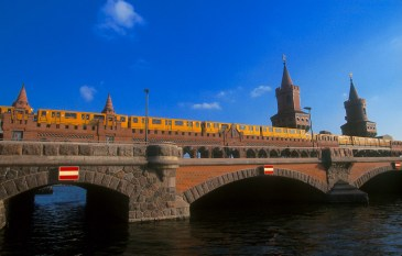 Alemania, Berlín, Puente Neptuno