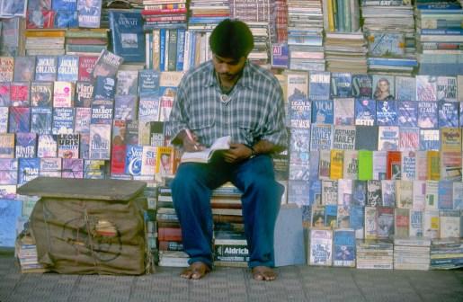 India, Maharashtra, Maharashtra, Bombay, libreria