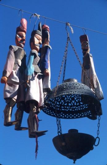 Túnez, Isla de Djerba, Houmet Souk, medina, anticuario