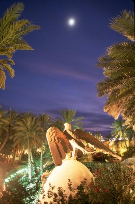 Túnez, oasis de dunas, Tozeur, centro mil y una noches