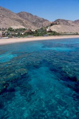 Israel, Eilat, Mar Rojo, observatorio marino