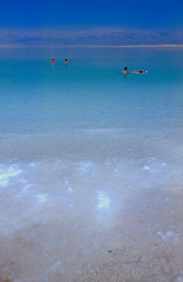 Israel, Ein Gedi, termas del Mar Muerto