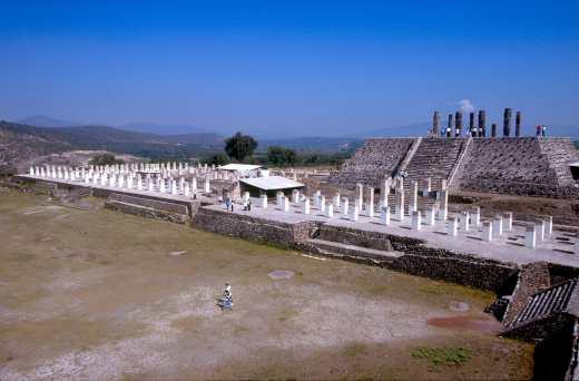 México, Tula, templo, Tolteca
