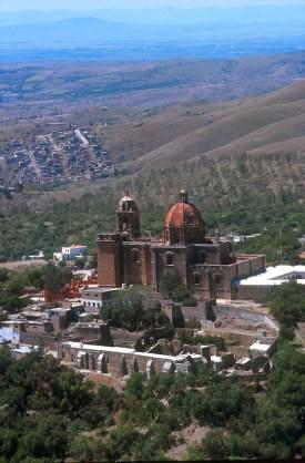 México, Est. Guanajuato, Guanajuato, templo la Valenciana