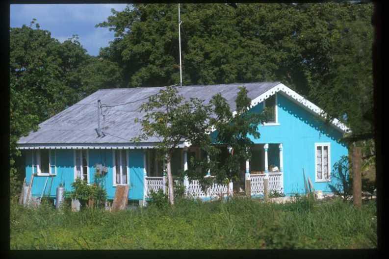 Islas Cayman, Savannah