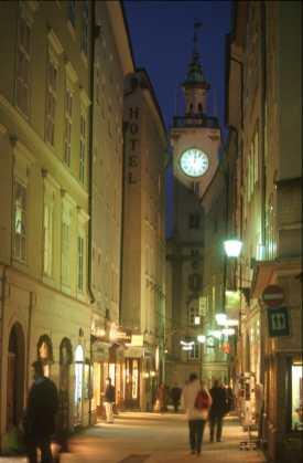 Austria, Salzburgo