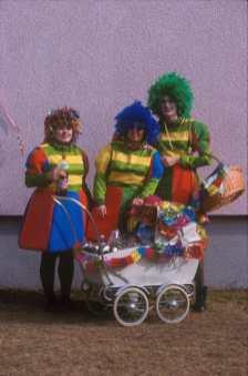 Bad Hofgastein, Schlossalm, Carnaval
