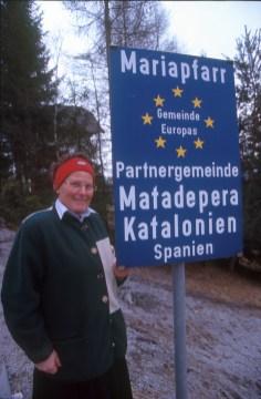 Tirol, partnergemeinde, retrato