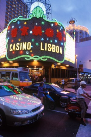 Macao ,casinos