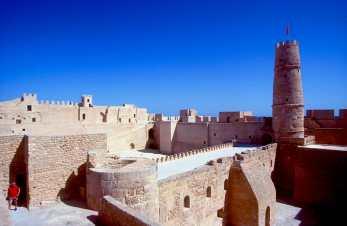Túnez, Ciudad amurallada de Monastir