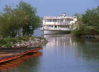 Baja Austria, Tulln, río Danubio
