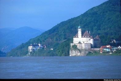 Baja Austria, Schönbühel, región Wachau / río Danubio