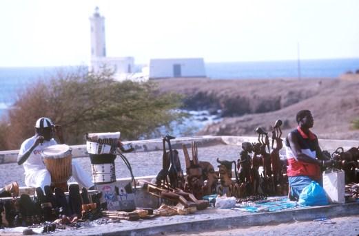 Cabo Verde, isla Santiago, Praia