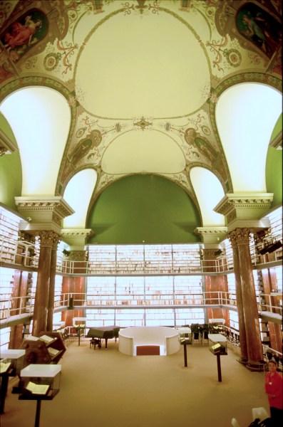 Alemania, Baja Sajonia, Wolfenbüttel, Biblioteca Herzog August