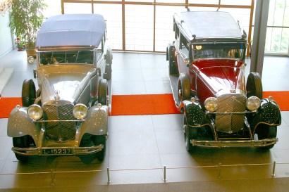 Alemania, Baden-Wurtemberg, Stuttgart, Stuttgart, museo Mercedes Benz