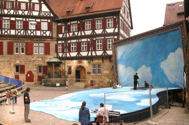 Alemania, Baden-Wurtemberg, Esslingen Am Neckar