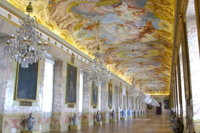 Alemania, Baden-Wurtemberg, Ludwigsburg, palacio Residenzschloss