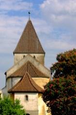 Alemania, Lago de Constanza, Isla Reichenacu, iglesia san Georg
