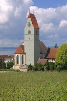 Alemania, Lago de Constanza, Hagnau, Iglesia