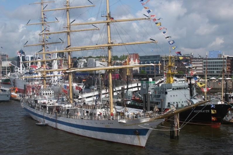 Alemania, Hamburgo, Festival del puerto de Hamburgo