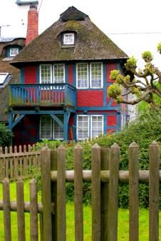 Alemania, Hamburgo, Balneario Blankenese, casa privada