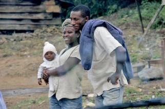 Camerún, Melong, Monte Manengouba, Familia