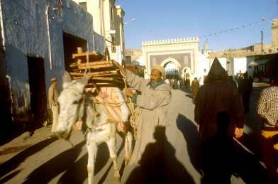 Marruecos, Fez