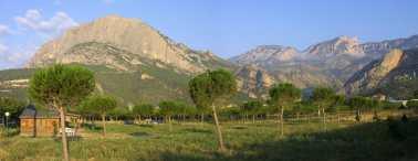 Catalunya, Alt Urgell, Sierra d´Aubenç