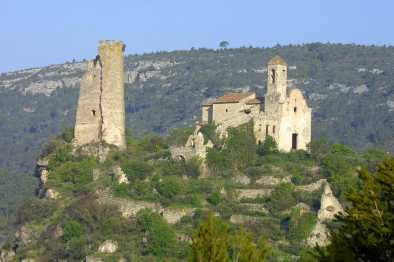 Catalunya, Conca de Barberà Santa Perpetua de Gaja