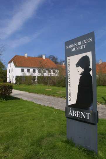 Isla Seeland, Museo Karen Blixen