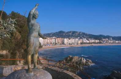Catalunya, Gironès, La Selva Lloret de Mar