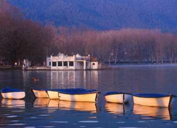 Pla de L'Estany, Lago De Banyoles