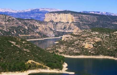 Catalunya, La Noguera Montsec