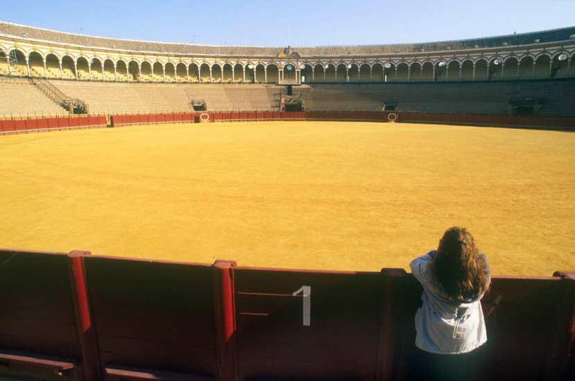 España, Sevilla, Plaza de Toros La Maestranza