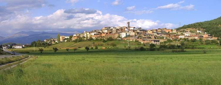 Catalunya, Alt Urgell, El Pla de Sant Tirs, valle del SegreAlt Urell,