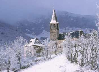 Catalunya, Vall D´Aran, Bagegue