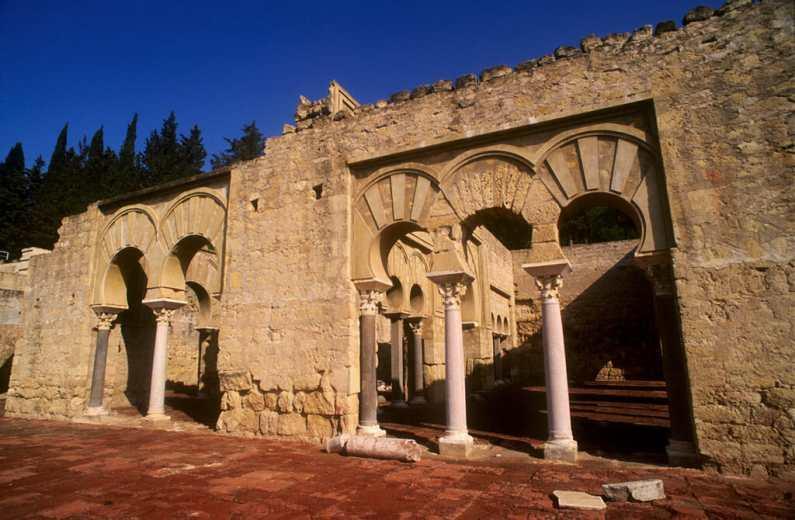 España, Cordoba, Medina Azahra