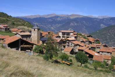 Catalunya, Alt Urgell, Ansovall, Subcomarca del Baridà, Alt Urell