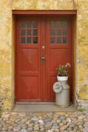 Isla Seeland, Helsingor, puerta