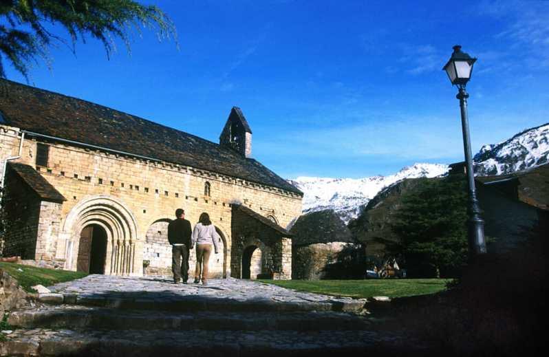 Catalunya, Vall D´Aran, Salardú, Iglesia Sant Andreu