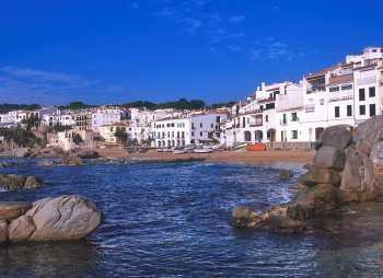 Catalunya, Baix Baix Empordà, Palamos Calella de Palafrugell
