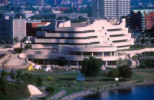 Canadá, Ottawa, Museo canadiense de la civilización